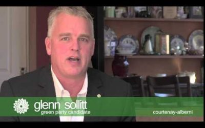 Glenn Sollitt Green Party Promo