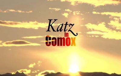 Katz in Comox